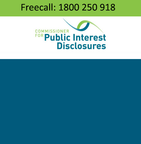 Commissioner for Public Interest Disclosures