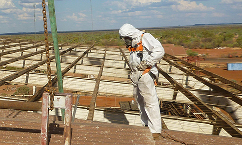 Asbestos in the NT