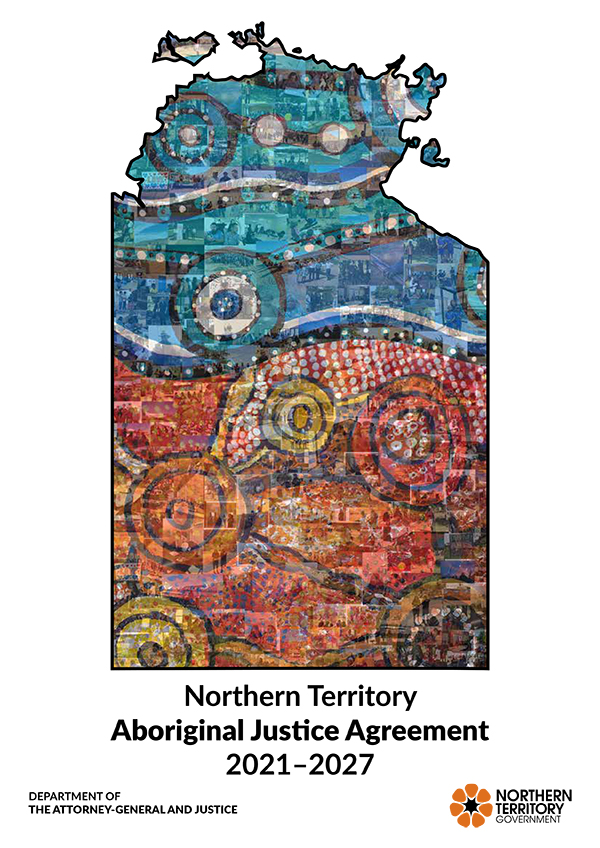 Northern Territory Aboriginal Justice Agreement 2021–2027