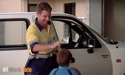 WorkSafe video capture image